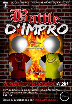 Battle d'Impro