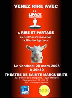 Théâtre de Sainte Marguerite
