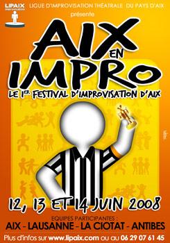 Apéro impro Lipaix 8 mai 2008