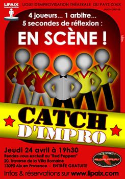Catch d'impro